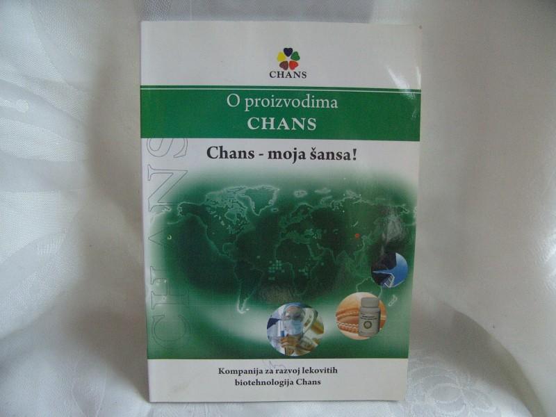 O proizvodima CHANS   ČANS