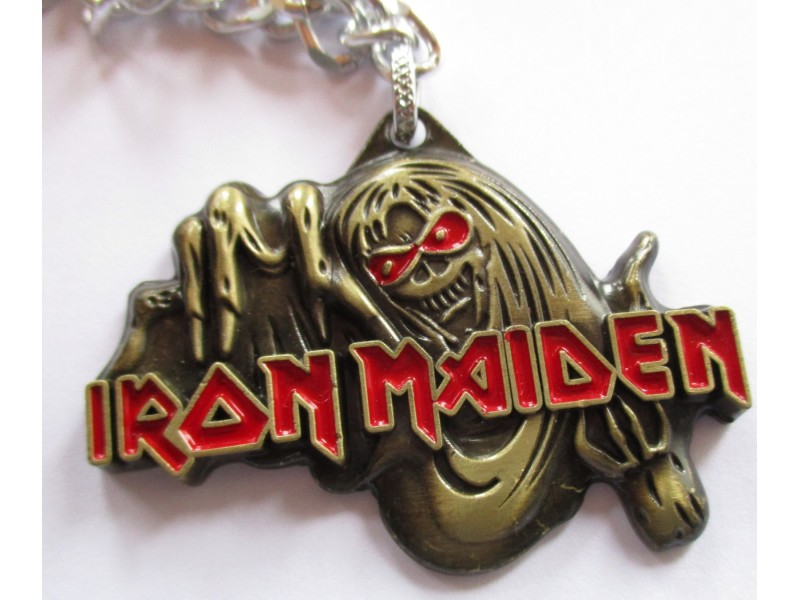 OGRLICA IRON MAIDEN