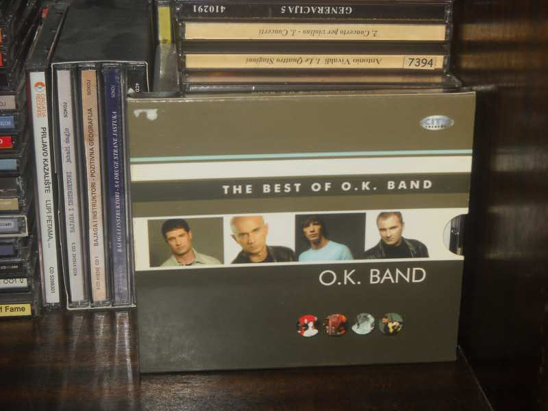 OK Band (2) - The Best Of