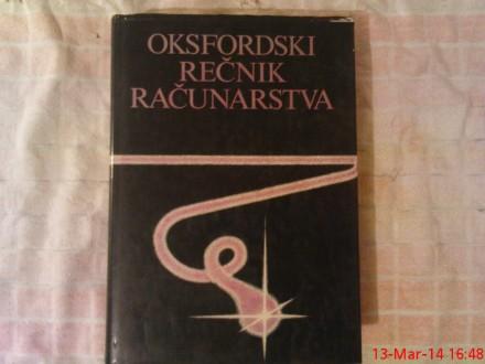 OKSFORDSKI  RECNIK RACUNARSTVA