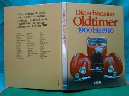 OLDTAJMERI/Die schönsten Oldtimer 1900. bis 1940.g