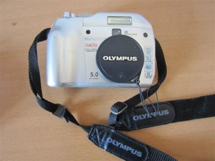 OLYMPUS digital C-5000  - razbijen display