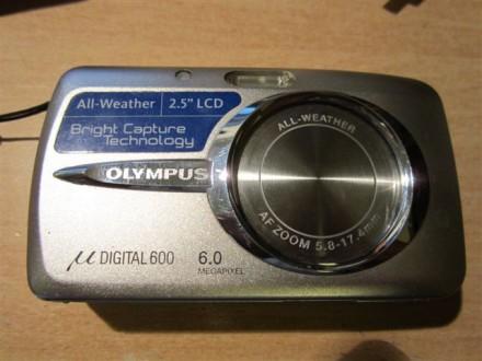 OLYMPUS mju600 - NEISPRAVAN