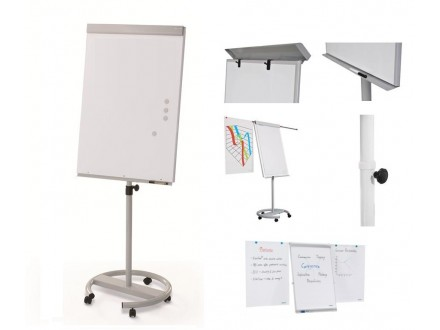 OPTIMA Flipchart tabla 22399A