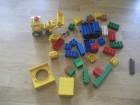 ORIGINAL LEGO DUPLO BAGER TRAKTOR I  KOCKE   600 grama
