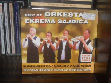 ORKESTAR EKREMA SEJDIĆA -  BEST OF