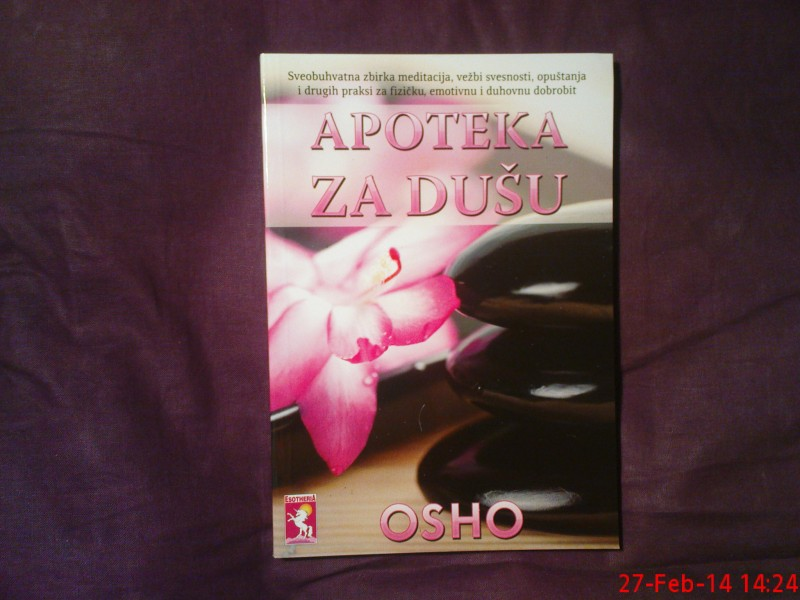 OSHO --   APOTEKA  ZA  DUSU