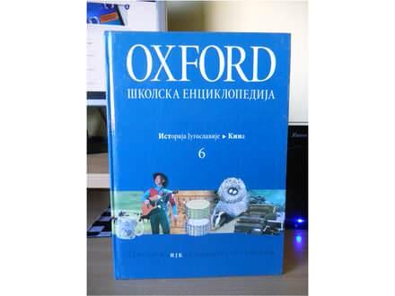 OXFORD - SKOLSKA ENCIKLOPEDIJA 6