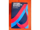 OXFORD STUDENTS DICTIONARY, Hornby/Ruse
