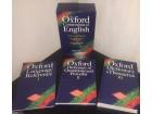 OXFORD - sazeti pregled Engleskog (komplet od 3 knjige)