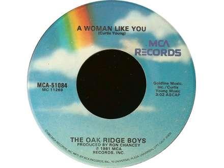Oak Ridge Boys, The - Elvira / A Woman Like You