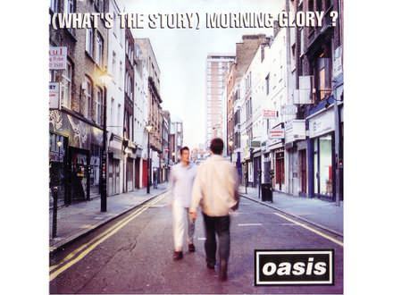 Oasis (2) - (What`s The Story) Morning Glory?
