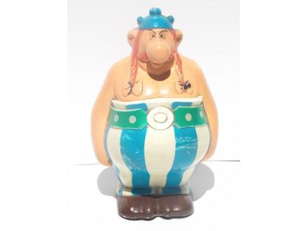 Obeliks figura kasica Dargaud 1974 Deutche Bank