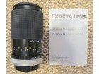 Objektiv Exakta 80-200 mm f/ 4.5-5.6 MC Macro 52mm