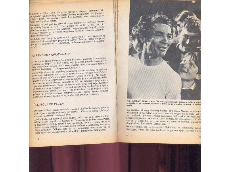 Od Montevidea do MInhena  1930-1974  Petar Obradović