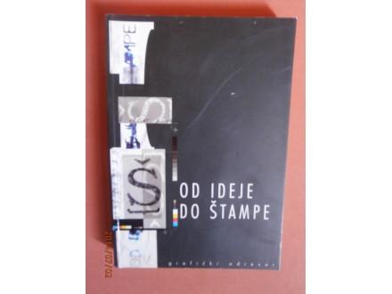 Od ideje do stampe ( Graficki adresar )