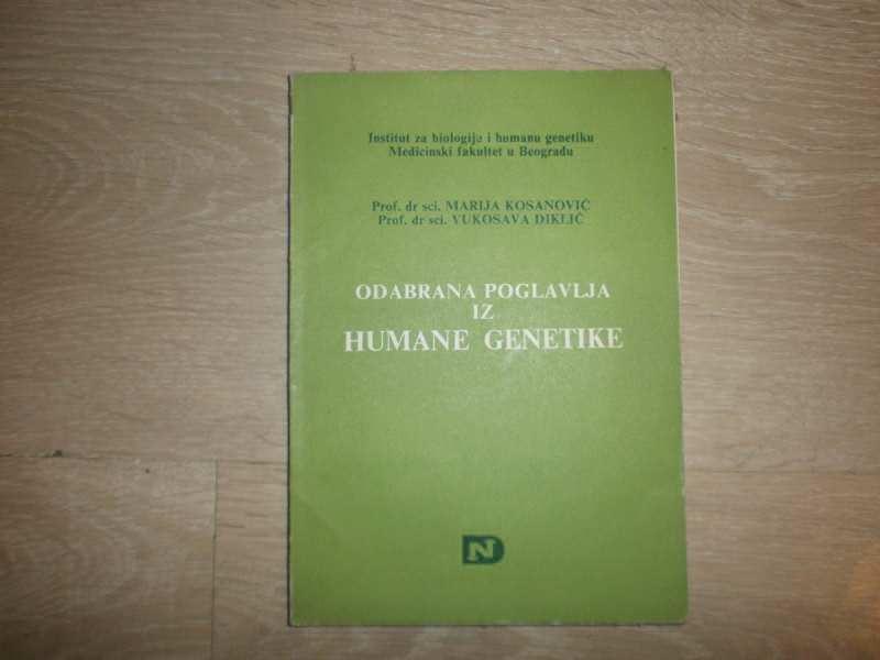 Odabrana poglavlja iz humane genetike