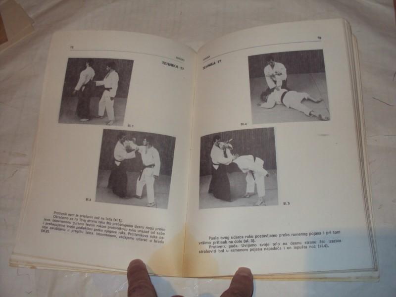 Odbrana od noza   aikido-dzudo