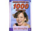 Odgovori na 1000 pitanja za devojke
