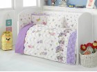 Ogradica i posteljina za dečiji krevetac