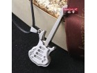 Ogrlica Elektricna gitara