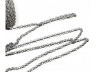 Ogrlica N002 Hiruski Celik - 1 Metar ( 2.2mm x 2.2mm )