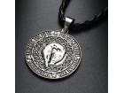 Ogrlica Odinove vrane Hugin i Munin