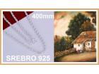 Ogrlica SREBRO 925 - N226 - 16