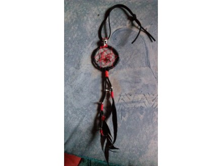 Ogrlica dream catcher stil!