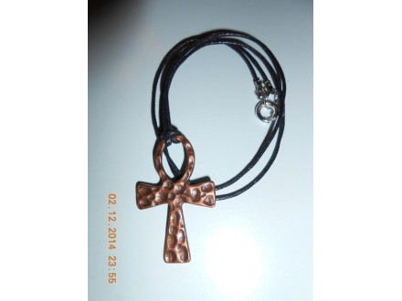 Ogrlica egipatski krst - Ank