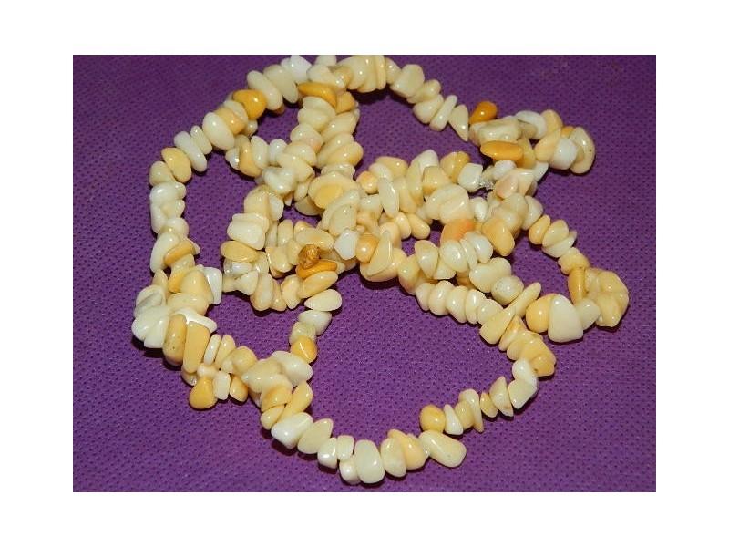 Ogrlica od žutog jaspisa