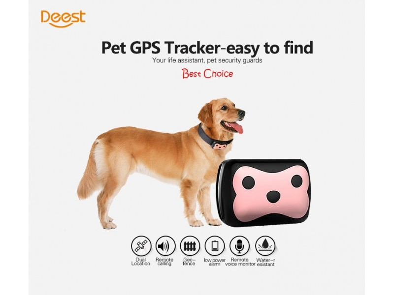 Ogrlica za praćenje psa GPS lokator