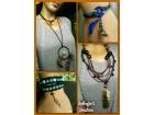 Ogrlice u BOHO,Hipi i Native American stilu,rucni rad