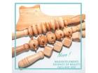Oklagije za maderoterapiju-anticelulit masažu