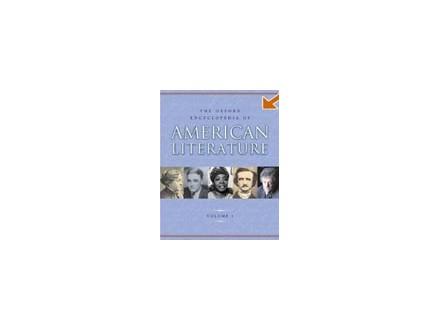 Oksfordska enciklopedija američke književnosti, nova