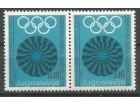 Olimpijska 1971.,u paru,čisto