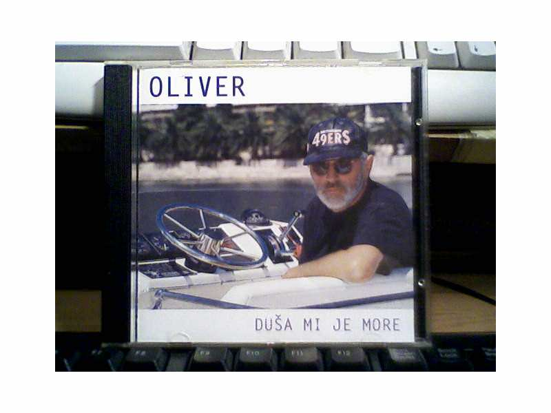 Oliver Dragojević - Duša mi je more