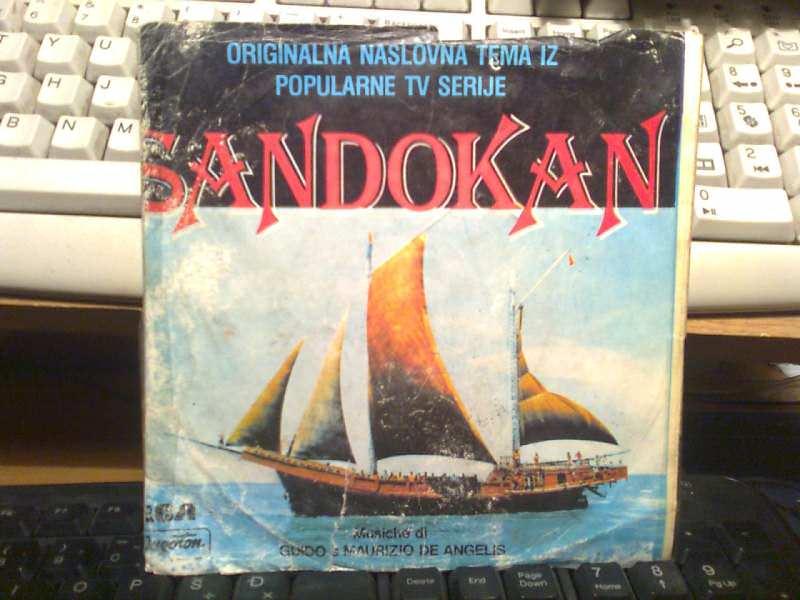 Oliver Onions - Sandokan
