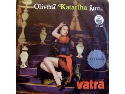 Olivera Katarina, Korni Grupa - Vatra / Ljubav