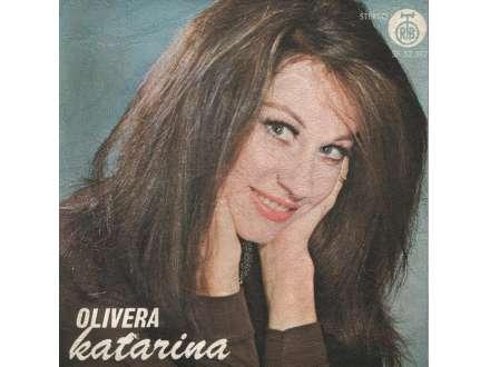 Olivera Katarina - Pričaj Mi O Ljubavi / Pada Noć