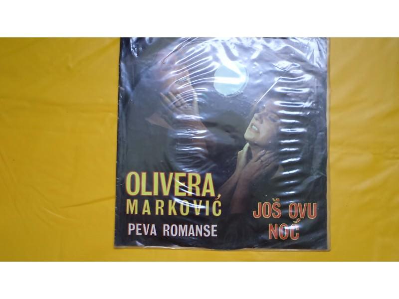Olivera Marković Još Ovu Noć.