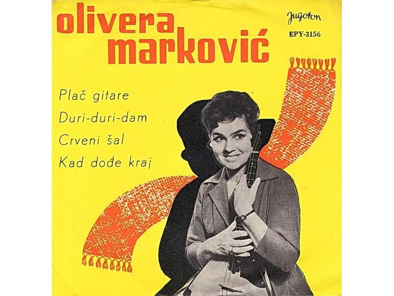 Olivera Marković - Plač Gitare