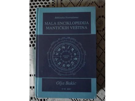 Olja Bakic-Mala enciklopedija mantickih vestina