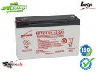Olovna Baterija Genesis NP12-6 6V 12Ah