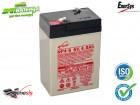 Olovna Baterija Genesis NP4-6 6V 4Ah