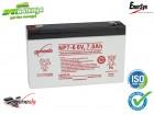 Olovna Baterija Genesis NP7-6 6V 7Ah