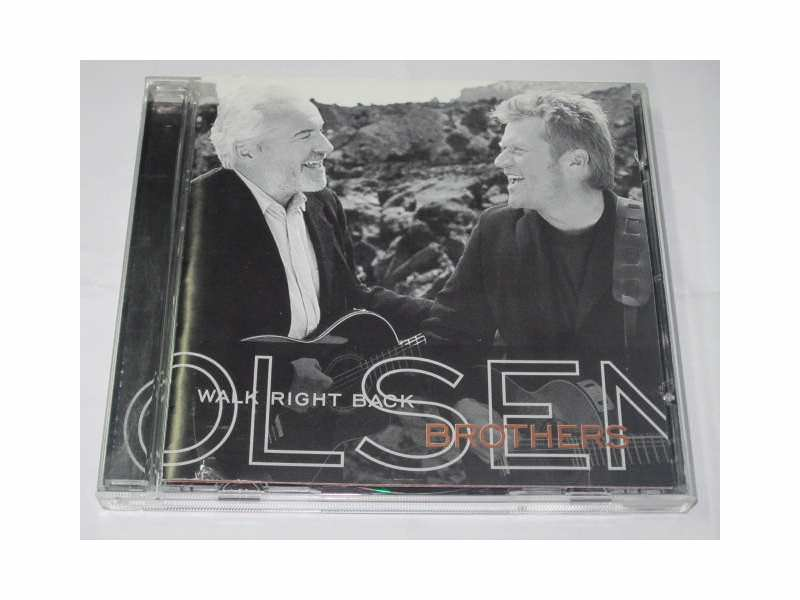 Olsen Brothers - Walk Right Back (CD)