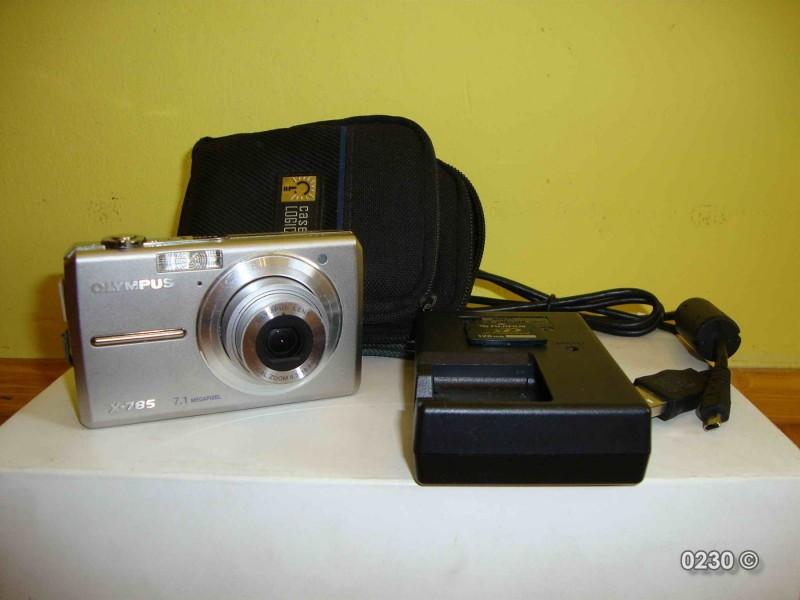 Olympus X-785 digitalni fotoaparat 7.1MPix