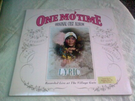 One Mo` Time (Original Cast Album)