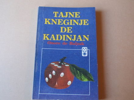 Onore de Balzak - Tajne kneginje de Kadinjan